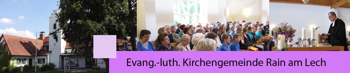 evangelisch-lutherische Kirchengemeinde Rain